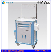 Qualified Medical Use Multi-Purpose ABS Hospital Trolley Price
